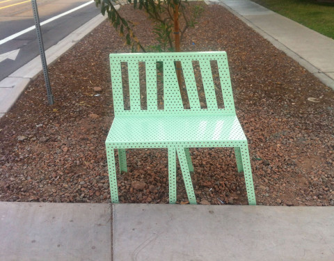 """Intersection Furniture"" Tempe Garden's Association"